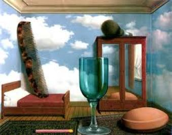 habitación Magritte