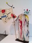 Joan Miró: El abanderado.