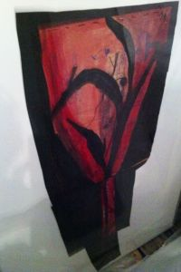 Teresa Matas, obra, papel, costura
