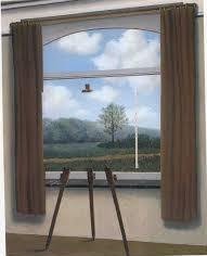 ventana Magritte