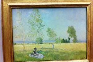 C. Monet. Summer. 1874
