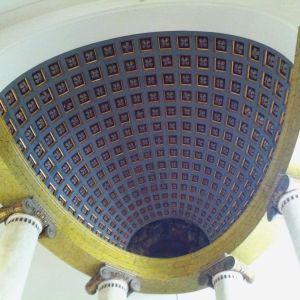 Interior de la Capella de la Misericòrdia