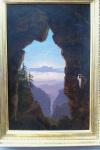 K.F. Schinkel. Rock Arch. 1816