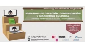 jornadas creación,comunicación y marqueting cultural