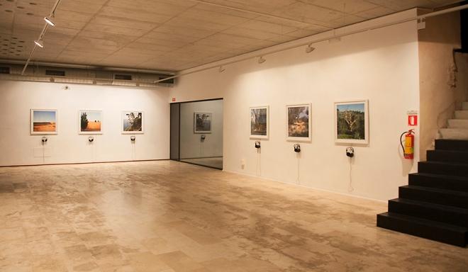 Terra Ignota. Exposición en el Casal Son Tugores, Alaró, Mallorca