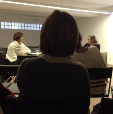 Debat Cristina Riera-Tina Codina